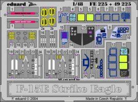 Eduard F-15E (Revell)