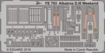 Eduard Albatros D. III Weekend (Eduard)