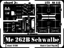 Eduard Me 262B Schwalbe (Revell)