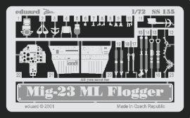 Eduard MiG-23ML Flogger (Italeri)