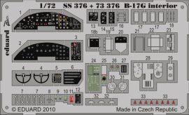Eduard B-17G interior S.A. (Revell)