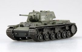 Easy Model Russian KV-1 Moscow, August 1942