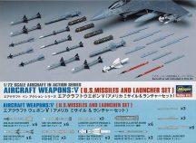 Hasegawa U.S. AIRCRAFT WEAPONS V