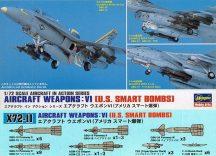 Hasegawa U.S. AIRCRAFT WEAPONS VI