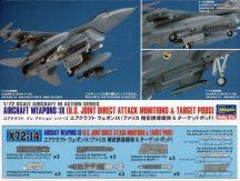 Hasegawa U.S. AIRCRAFT WEAPONS IX