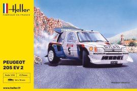 Heller Peugeot 205 EV 2