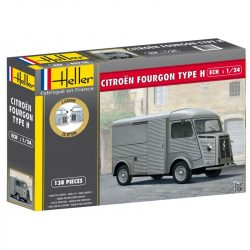 "Heller Citroen Fourgon Hy ""Tube"""