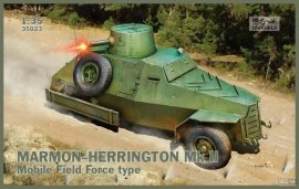 IBG Marmon-Herrington Mk.II Mobile Field Force type