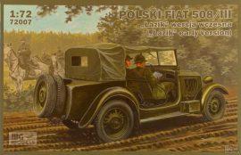 IBG Polski FIAT 508/III Lazik early version