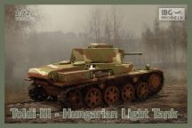 IBG Toldi III - Hungarian Light Tank