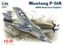 ICM North-American P-51A Mustang USAF
