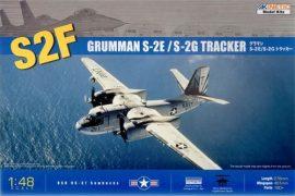 Kinetic S-2E/F Tracker