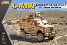 Kinetic 4x4 MRAP Armored Fighting Vehicle
