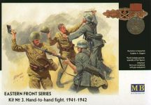 Masterbox Hand to Hand Fight 1941-1942 Eastern Front Series