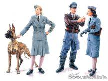 Masterbox Women at War: Germany, Luftwaffe Helferinnen