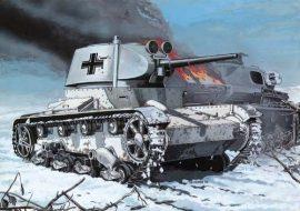 Mirage T-26 model 37 Light Tank (Wehrmacht Service)