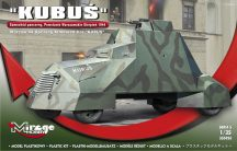 Mirage KUBUS Warsaw'44 Uprising Armoured Car