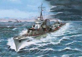 Mirage Polish Destroyer ORP Blyskawica 1944