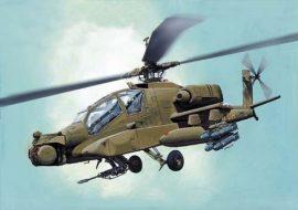 Mirage McDonnell Douglas AH-64 Apache IFOR Bosnien