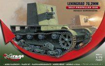 Mirage Leningrad 76.2mm Self-propelled Gun
