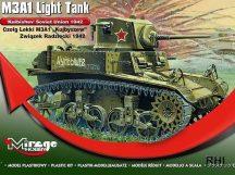 Mirage M3A1 Light Tank 'Kuibishev' Sov. Union