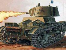 Mirage OT-133 Flame Thrower tank