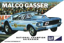 MPC Ohio George Malco Gasser 67 Mustang