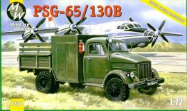 Military Wheels PSG-65/130B on the GAZ-51