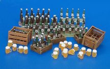 Plus Model Beery bottle and boxes
