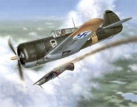 Special Hobby H-75  Hawk ''Sussu over Finland''