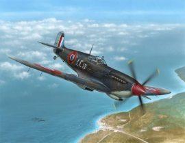 Special Hobby Supermarine Seafire Mk.III Aeronavale&Ir