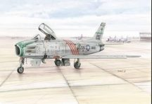 Special Hobby North American F-86H Sabre Hog ANG