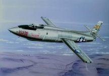 Special Hobby X-1B 'NACA Modification Program'