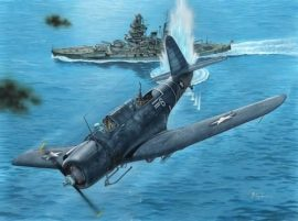 "Special Hobby SB2U-3 Vindicator ""Marines Go To War"""