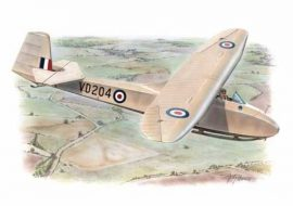 "Special Hobby Grunau Baby IIb ""Over West Europe"""