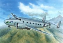 Special Hobby C-60 Lodestar Pacific Transport