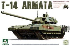 Takom Main Battle Tank T-14