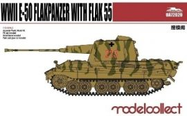 Modelcollect Germany E-50 Flakpanzer with Flak55