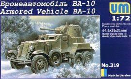 Unimodels Armored Vehicle BA-10