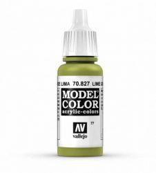 Vallejo Model Color 77 Lime Green