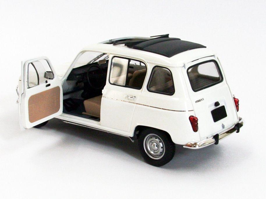 Ebbro Renault 4L