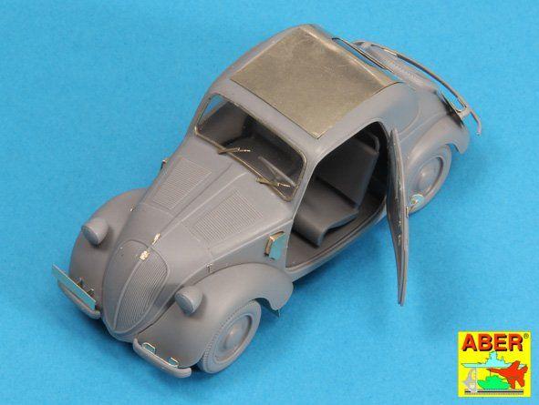 Aber Simca 5 Staff Car