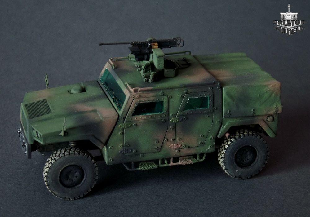Balaton Model MOWAG - Eagle IV 4x4