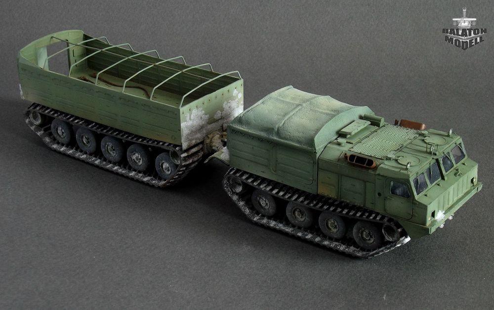 Balaton Model Vityaz DT-10 P