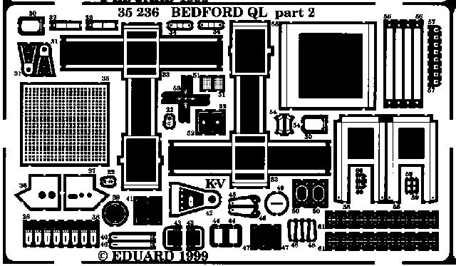Eduard Bedford QL (Italeri)