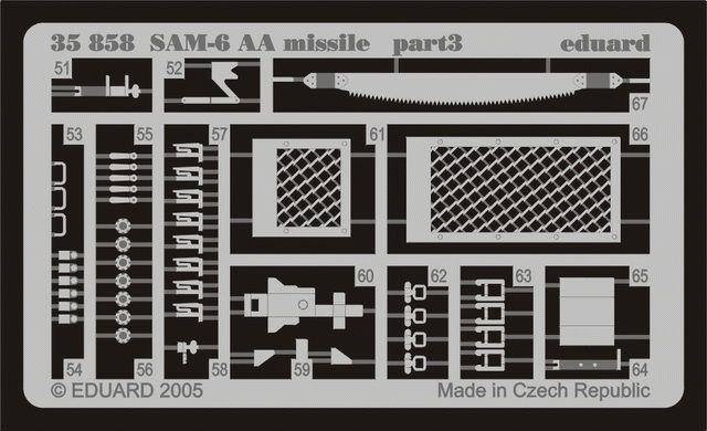 Eduard SAM-6 AA missile (Trumpeter)