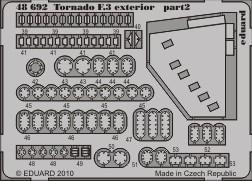 Eduard Tornado F.3 exterior (Hobby Boss)