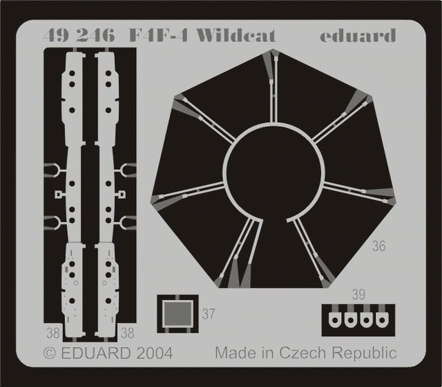 Eduard F4F-4 (Tamiya)