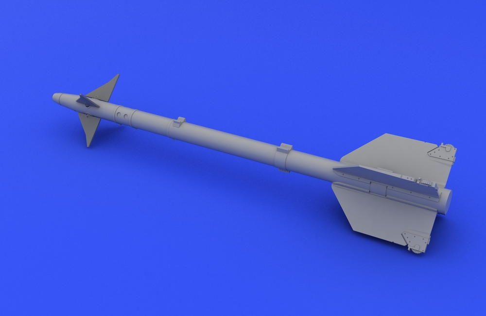 Eduard AIM-9M/L Sidewinder