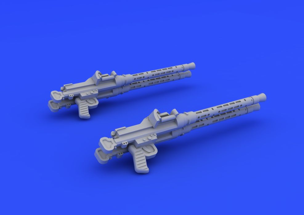 Eduard MG 81Z gun